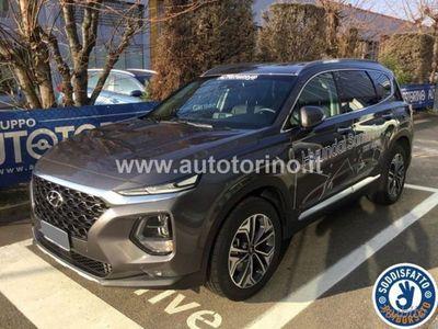 brugt Hyundai Santa Fe 2.2 CRDi 4WD A/T 5P XPRIME