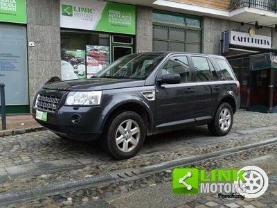 usata Land Rover Freelander std4