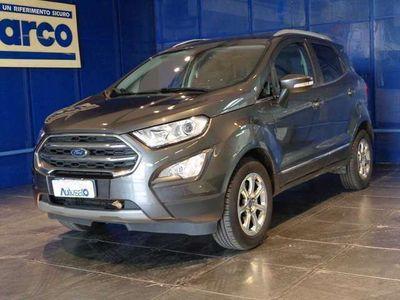usata Ford Ecosport EcoSport1.5 tdci Titanium s&s 100cv