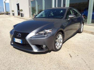 usata Lexus IS300h Hybrid Executive