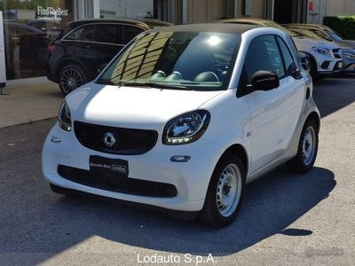 usata Smart ForTwo Coupé EQ Youngster