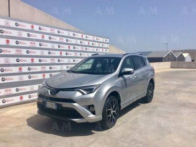 usado Toyota RAV4 Hybrid 2WD Exclusive del 2017 usata a Cagliari