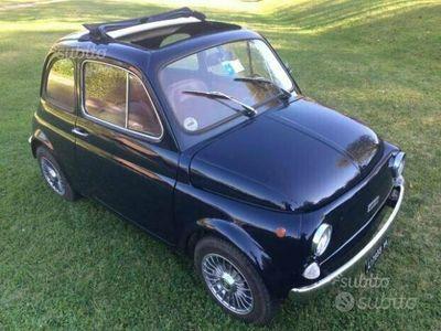 usata Fiat 500 - Anni 70