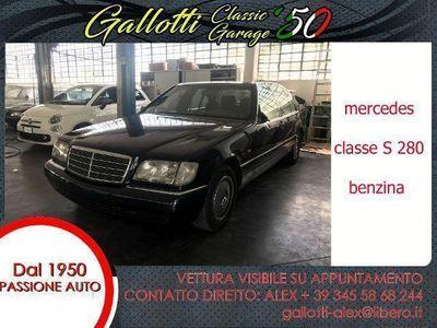 usata Mercedes S280 cat AUTOMATICA