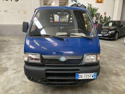 usata Piaggio Porter 1.3i 16V cat 4x4 Top Deck Motore Daihatsu!!!