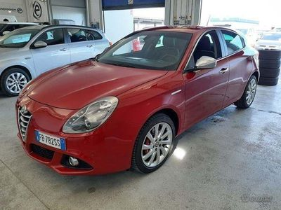 usata Alfa Romeo Giulietta 2.0 JTDM 175cv Exclusive TCT 5 PORTE BERLINA