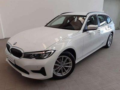usata BMW 316 d Touring mhev 48V Business Advantage auto