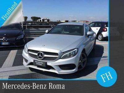 usata Mercedes C250 250d Automatic Coupé Premium Plus