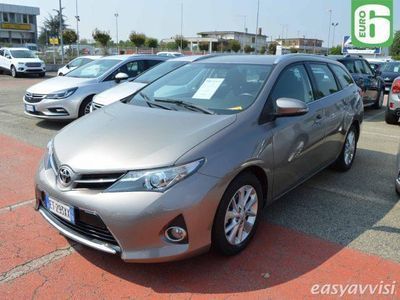 used Toyota Auris Touring Sports 1.4 D-4D