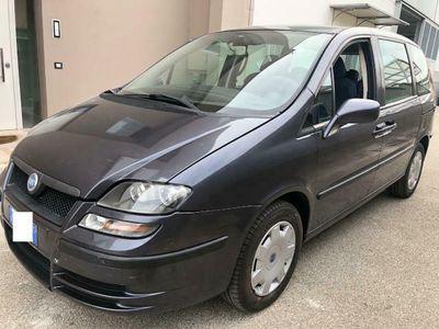usata Fiat Ulysse 2.0 MJT 120 CV Dynamic 7 POSTI CLIMA A