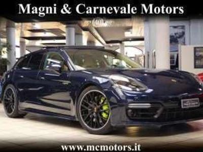 usata Porsche Panamera 4 E-HYBRID SPORT TURISMO ASSE POST STER TETTO BOSE Elettrica/Benzina