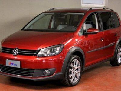 gebraucht VW Touran Cross 2.0 TDI 140 CV DSG GANCIO NAVI PDC ALCANTARA