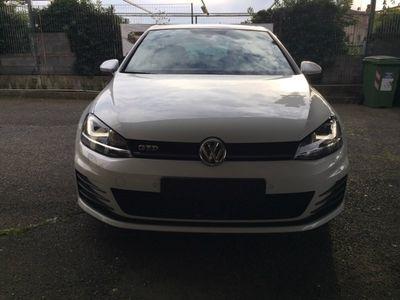 usata VW Golf Business GTD 2.0 TDI 5p. 4 Free Blu