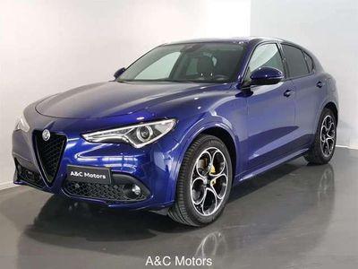 usata Alfa Romeo Stelvio 2.2 Turbodiesel 210 CV AT8 Q4 Veloce Tì