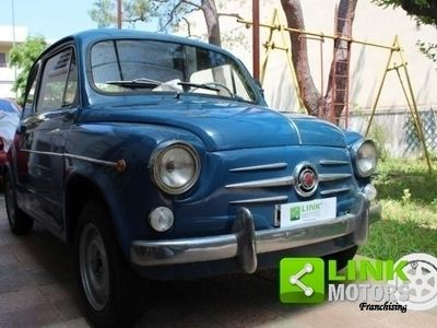 usata Fiat 600D 600SPORTELLI A VENTO