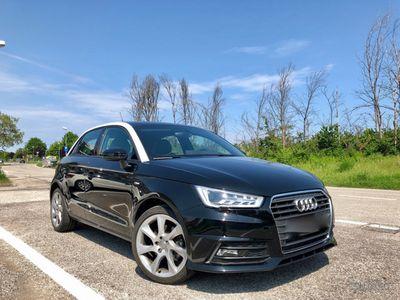 usata Audi A1 SPB S line 1.6 TDI 116 CV Full optional