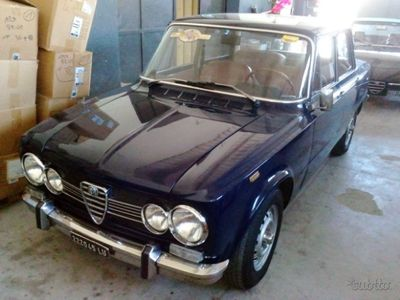 usado Alfa Romeo Giulia super - 1973