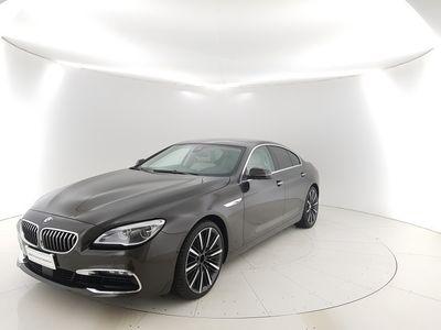 usata BMW 640 SERIE 6 GRAN COUPE Serie 6 G.c. (f06) d Xdrive Gran Coupé Luxury