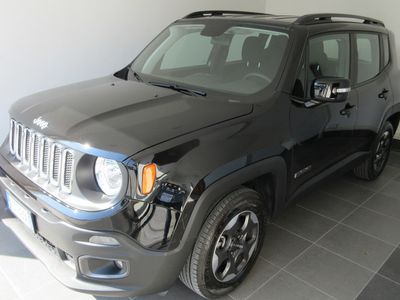 used Jeep Renegade 1.4 T-Jet 120cv Longitude