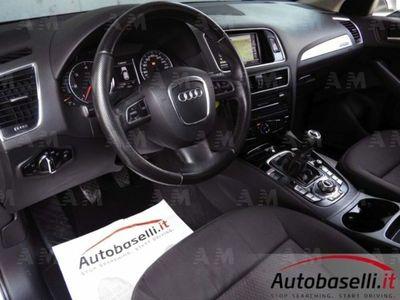 used Audi Q5 2.0 TDI QUATTRO 170CV
