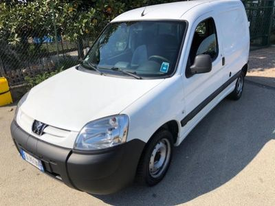 usado Peugeot Partner 1.4 Furgone Eco Metano
