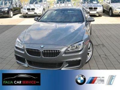 usata BMW 640 d Gran Coupé Msport Edition