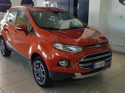 used Ford Ecosport 1.0 EcoBoost 125 CV Facebook Edition