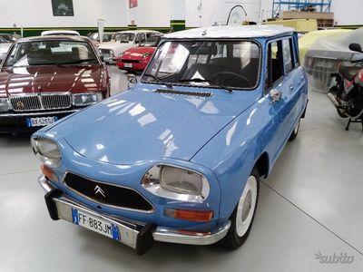 usata Citroën Ami 8 Break ISCRITTA ASI E BICO