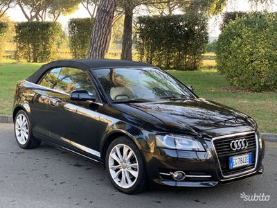 usata Audi A3 Cabriolet A3 1.6 TDI clean diesel Admired