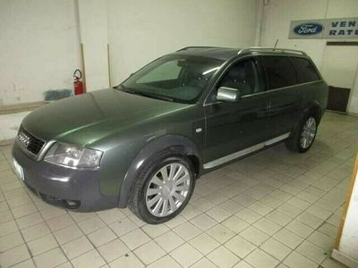 usata Audi A6 Allroad 2.5 tdi 180 cv 4x4 automatica full opt garantita
