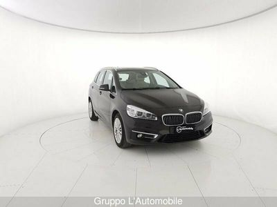 usata BMW 220 Serie 2 Active Tourer F45 2014 d act.tourer Luxury