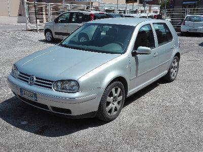 usata VW Golf 4ª 1.9 TDI 101 cv 5 porte