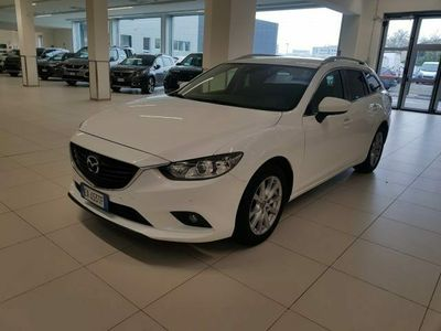 usata Mazda 6 2.2L Skyactiv-D 150CV Wagon Evolv