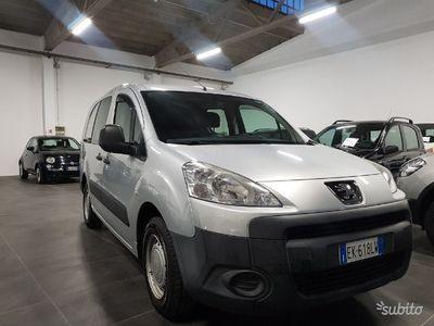 usata Peugeot Partner Tepee 1.6 hdi 92 cv euro 4 fap
