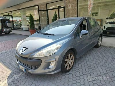 usata Peugeot 308 1.6 HDi 110CV 5p. Tecno (6 Marce)