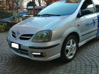 usata Nissan Almera Tino 2.2 dCi/136CV cat Tekna