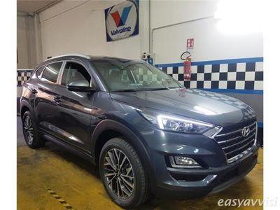 brugt Hyundai Tucson 1.6 CRDi XTech