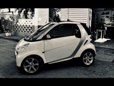 usata Smart ForTwo Cabrio fortwo 1000 52 kW cabrio pulse