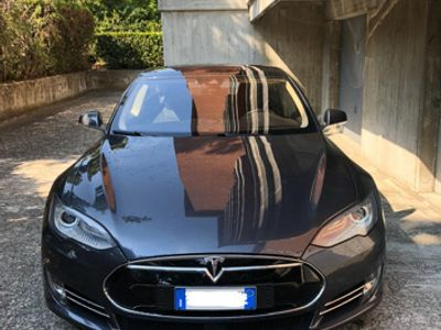 usata Tesla Model S 85 Autopilot - Supercharger Gratuiti