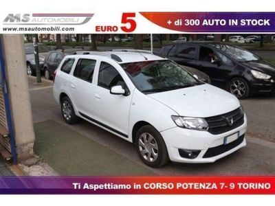 usata Dacia Logan 1ª serie MCV 1.5 dCi 90CV Lauréate Unicoproprietario