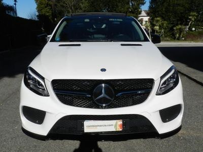 usata Mercedes GLE43 AMG AMG 4Matic Coupé Sport