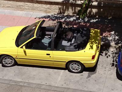 usata Ford Escort Cabriolet 1600