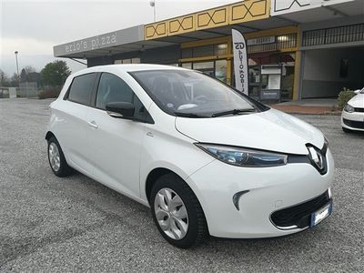 usata Renault Zoe Full Electric - BATTERIE DI PROPRIETA'