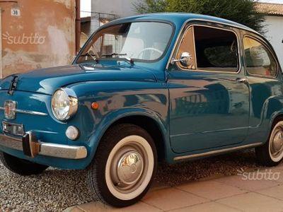 usata Fiat 600D 1966