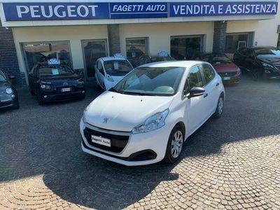 usata Peugeot 208 1.6 BlueHDi 75 VAN EURO 6