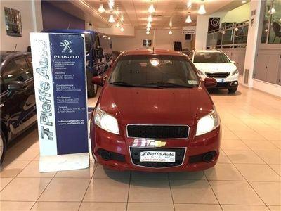 usata Chevrolet Aveo 1.2 5 Porte Ls Gpl Eco Logic Usato