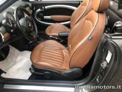 usata Mini Cooper SD Roadster Automatica+Navi+Full Diesel