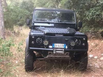 usata Land Rover Defender 90 2.0 benzina - gpl