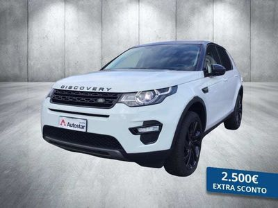 usata Land Rover Discovery Sport DISCOVERY SPORT2.0 td4 HSE awd 150cv auto