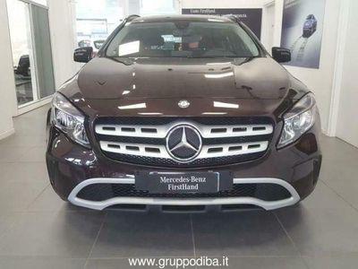 used Mercedes GLA180 Classe GL CLASSE GLA (X156)D BUSINESS